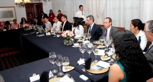 Poblaciones LGBTI se reunen por segunda vez con Presidente Rafael Correa Delgado