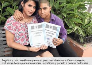 Ángelica y Luis, listos para inscribir su unión-SiluetaX