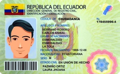 Registro de Unión de Hecho de Heterosexuales Ecuador - Unión Civil Igualitaria Ecuador - Silueta X
