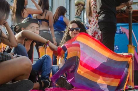 Orgullo LGBT Gay Ecuador Guayaquil 2015 - Asociación Silueta X (108)