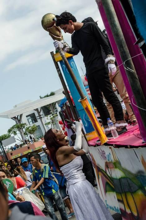 Orgullo LGBT Gay Ecuador Guayaquil 2015 - Asociación Silueta X (157)
