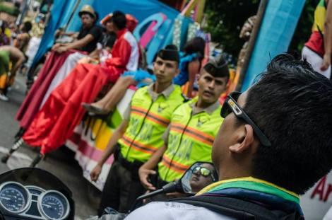 Orgullo LGBT Gay Ecuador Guayaquil 2015 - Asociación Silueta X (184)