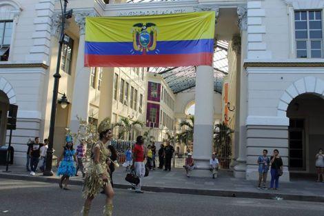Orgullo LGBT Gay Ecuador Guayaquil 2015 - Asociación Silueta X (193)