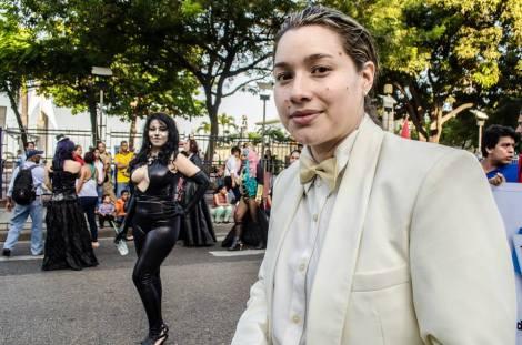 Orgullo LGBT Gay Ecuador Guayaquil 2015 - Asociación Silueta X (5)