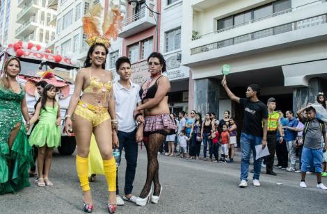 Orgullo LGBT Gay Ecuador Guayaquil 2015 - Asociación Silueta X (73)