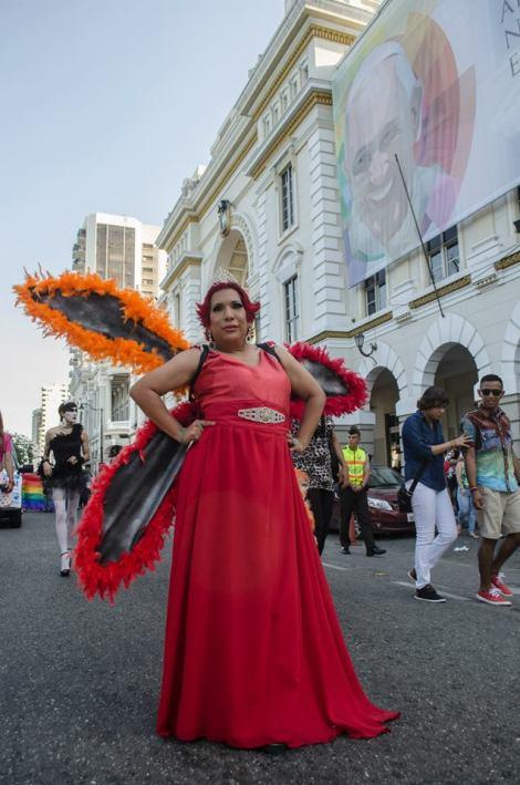 Orgullo LGBT Gay Ecuador Guayaquil 2015 - Asociación Silueta X (75)