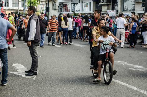 Orgullo LGBT Gay Ecuador Guayaquil 2015 - Asociación Silueta X (95)