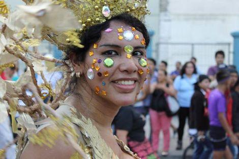 Orgullo LGBT Gay Ecuador Guayaquil 2015 - Asociación Silueta X con Diane Rodríguez DianeRodriguezz  (39)