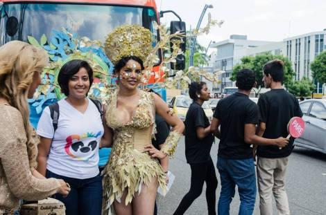 Orgullo LGBT Gay Ecuador Guayaquil 2015 - Asociación Silueta X con Diane Rodríguez DianeRodriguezz  (51)