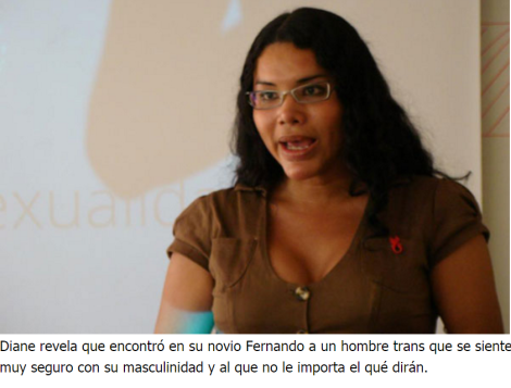 Embarazo trans causa polémica en Ecuador- SiluetaX- DianeRodriguez