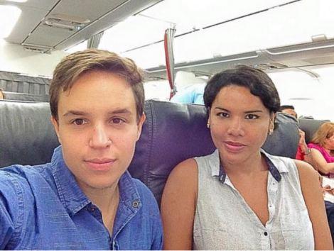 Transfobia de funcionarios venezolanos altera el sueño de Diane y Fernando de casarse